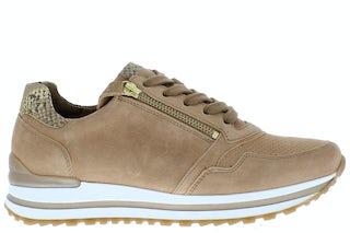 Gabor 66.528.34 caramel Damesschoenen Sneakers