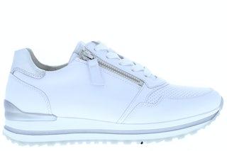 Gabor 66.528.50 weiss Damesschoenen Sneakers