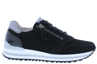 Gabor 66.528.87 schwarz Damesschoenen Sneakers