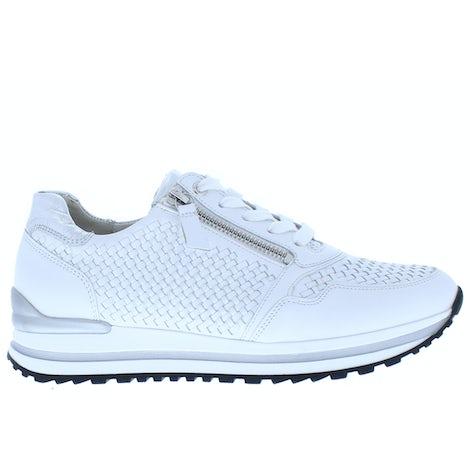 Gabor 66.529.50 weiss silber Sneakers Sneakers