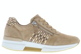 Gabor 66.928.34 caramel Damesschoenen Sneakers