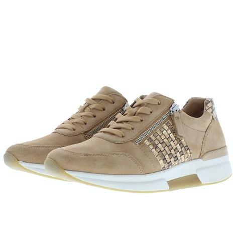 Gabor 66.928.34 caramel Sneakers Sneakers