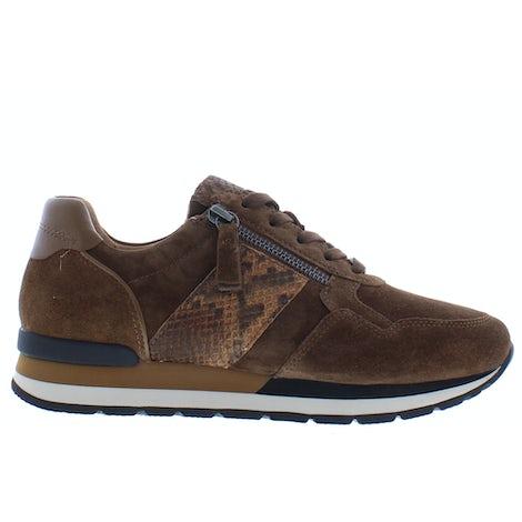 Gabor 76.364.41 whiskey combi Sneakers Sneakers
