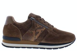 Gabor 76.364.41 whiskey combi Damesschoenen Sneakers