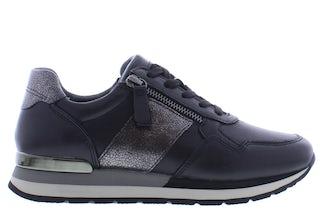 Gabor 76.364.57 schwarz Damesschoenen Sneakers