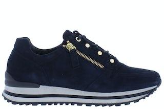 Gabor 76.527.46 dark blue Damesschoenen Sneakers