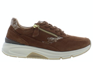 Gabor 76.898.41 new whiskey Damesschoenen Sneakers