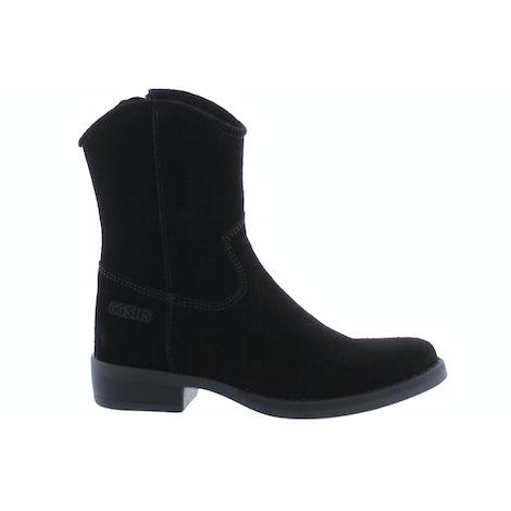 Giga 3493 black Booties en laarzen Booties en laarzen