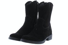 Giga 3493 black Meisjesschoenen Booties en laarzen
