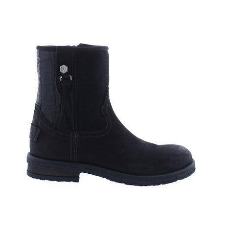 Giga 3506 black Booties en laarzen Booties en laarzen