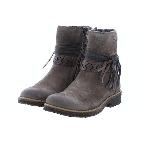 Giga 3509 topo Booties en laarzen Booties en laarzen