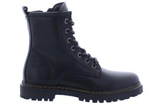 Giga 3518 black Meisjesschoenen Booties