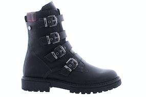 Giga 3542 black Meisjesschoenen Booties en laarzen