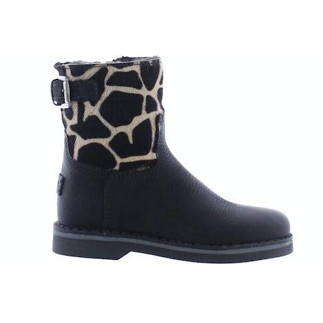 Giga 3557 nero giraffa Booties en laarzen Booties en laarzen