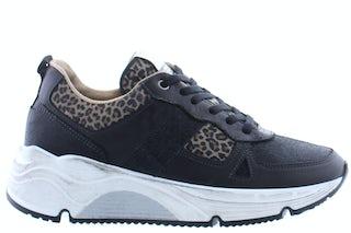 Giga 3583 black Meisjesschoenen Sneakers
