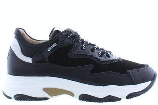 Giga 3590 black Meisjesschoenen Sneakers