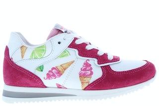 Giga 3675 F28A11 bouganvil Meisjesschoenen Sneakers