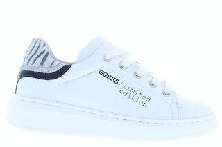 Giga 3706 A11M49 white zeb Meisjesschoenen Sneakers