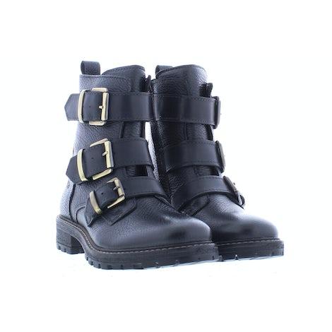 Giga G3781 black Booties Booties