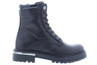 Giga G3785 black Meisjesschoenen Booties