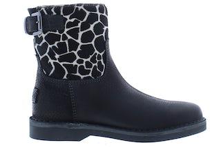 Giga G3815 nero giraffa Meisjesschoenen Booties en laarzen