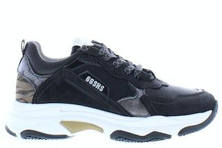 Giga G3830 black Meisjesschoenen Sneakers