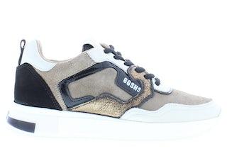 Giga G3836 star white Meisjesschoenen Sneakers