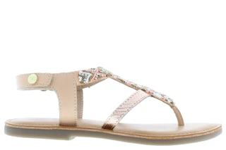 Gios Eppo 62513 nude Meisjesschoenen Sandalen en slippers