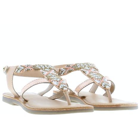 Gios Eppo 62513 nude Sandalen en slippers Sandalen en slippers