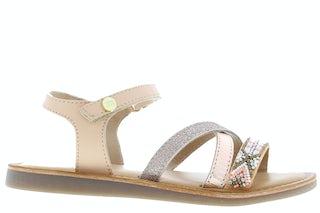 Gios Eppo 62978 nude Meisjesschoenen Sandalen en slippers