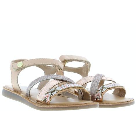 Gios Eppo 62978 nude Sandalen en slippers Sandalen en slippers