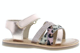 Gios Eppo 63193 copper Meisjesschoenen Sandalen en slippers