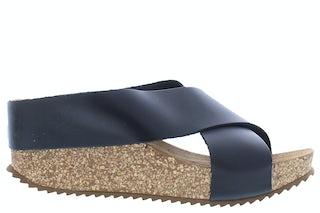 HEE 21084 negro Damesschoenen Slippers