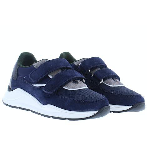 HIP 1701 blue Klittebandschoenen Klittebandschoenen