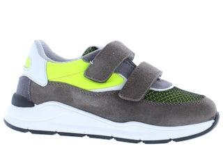 HIP 1701 grey Jongensschoenen Klittebandschoenen