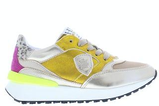 HIP 1702 platina combi Meisjesschoenen Sneakers