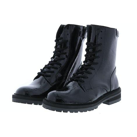 HIP H1003 black Booties Booties