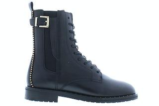 HIP H1405 black Meisjesschoenen Booties en laarzen