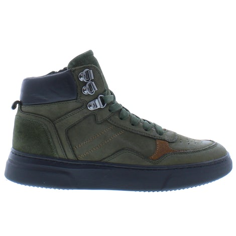 HIP H1483 green Booties Booties