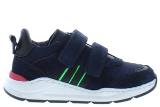 HIP H1559 d blue Jongensschoenen Klittebandschoenen