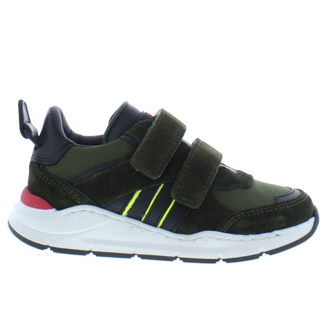HIP H1559 green Klittebandschoenen Klittebandschoenen