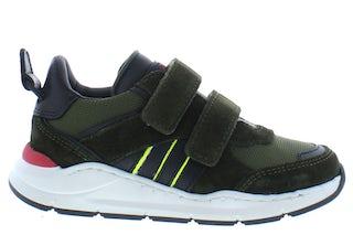 HIP H1559 green Jongensschoenen Klittebandschoenen