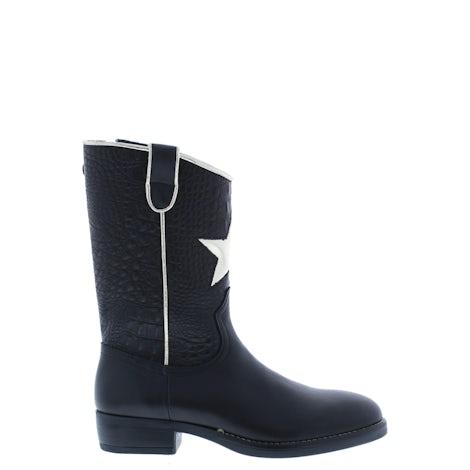 HIP H1845 black Booties en laarzen Booties en laarzen