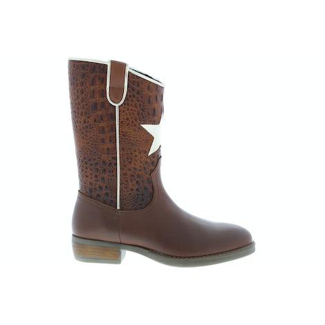 HIP H1845 chestnut Booties en laarzen Booties en laarzen