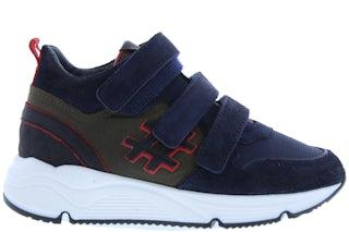 HIP H1929 donkerblauw Jongensschoenen Klittebandschoenen