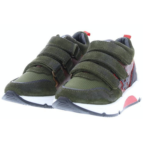 HIP H1929 groen Klittebandschoenen Klittebandschoenen