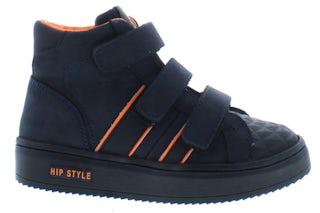 HIP H1944 d blue Jongensschoenen Klittebandschoenen