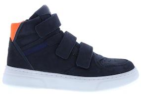 HIP H1995 dark blue Jongensschoenen Klittebandschoenen