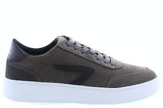HUB Baseline antracite / blac Herenschoenen Sneakers