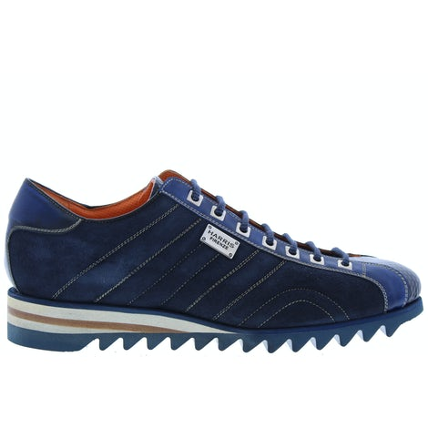 Harris 0894 dark blu Veterschoenen Veterschoenen